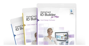 AlphaCard ID Builder for Mac