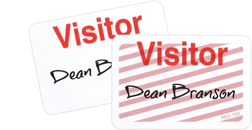 Expiring Cards for Visitor Management
