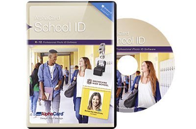 Alphacard School ID Software