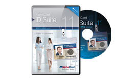 AlphaCard ID Suite Software