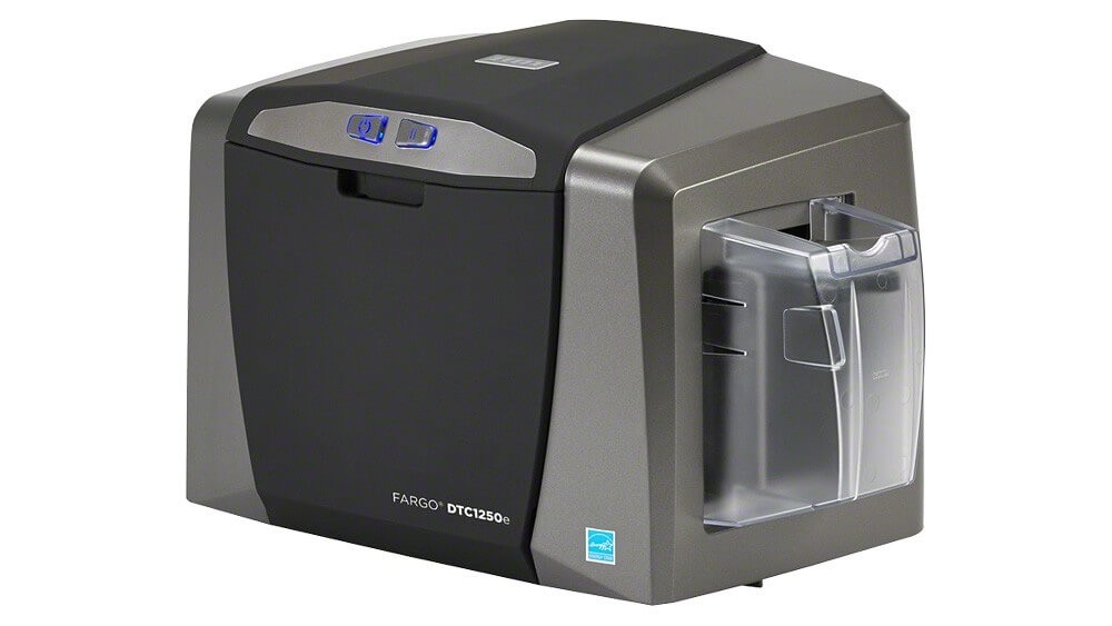 Fargo DTC1250e Single Sided Printer