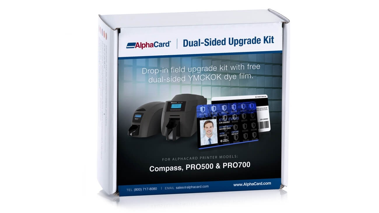 AlphaCard Dual Sided Upgrade Kit