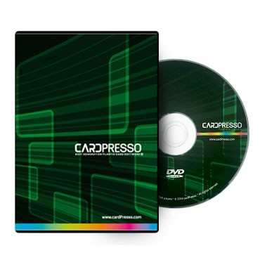 Cardpresso Software for MAC