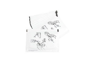 DataCard 564729-166 Mag Stripe Head Cleaning Cards
