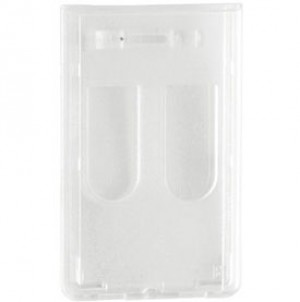 Standard Access Card Dispenser, 2 Thumb Notches