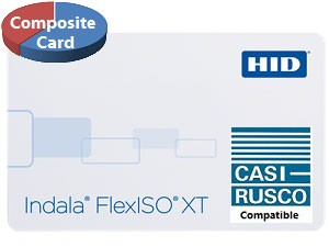 Casi-Rusco CX-ISO XT ProxLite Cards-Qty 100