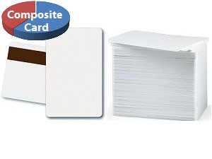 UltraCard Premium Blank Mag Stripe Cards-500 pack
