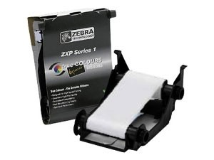 Zebra 800011-109 - ZXP1 White Printer Ribbon