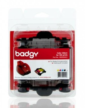 Evolis VBDG204EU  Badgy Supplies Kit