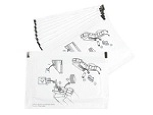 DataCard 590408-002 Mag Stripe Head Cleaning Card