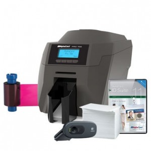 AlphaCard PRO 700 ID Card Printer System