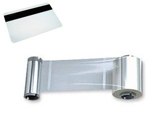 800015-912 - Clear (For Mag Stripe Cards)