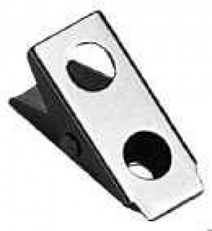 Standard Attachable 1 inch 2-Hole Clip - 500