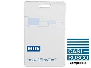 Casi-Rusco CX-CRD - Clamshell Card-Qty 100