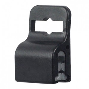 Standard Gripper for Slot Free Cards - Black -100