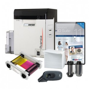 Evolis Avansia ID Card Printer System