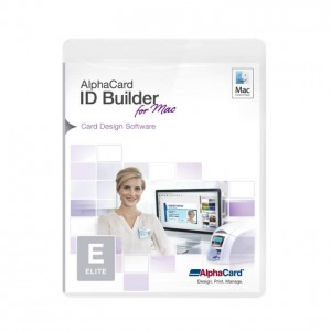 AlphaCard ID Builder Elite