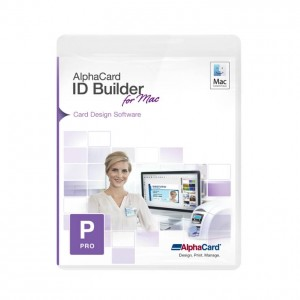 AlphaCard ID Builder Professional