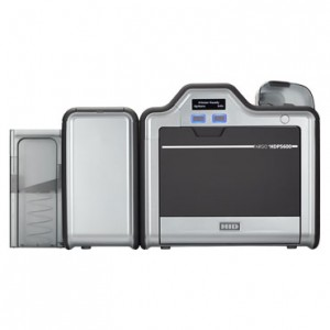 Fargo HDP5600 ID Card Printer with Lamination