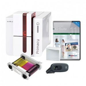 Evolis Primacy Duplex ID Card Printer System