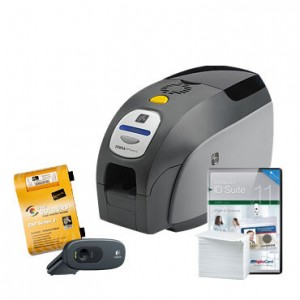 Zebra ZXP Series 3 Duplex Value ID Card System