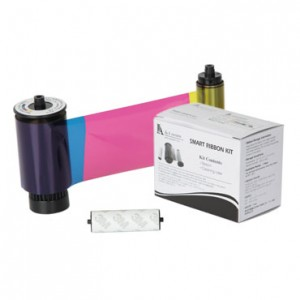 IDP YMCKO Ribbon Kit