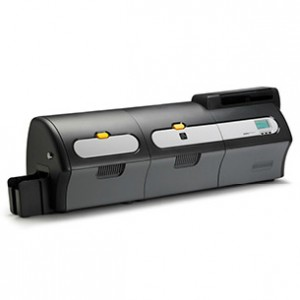 Zebra ZXP Series 7 ID Card Printer - Dual Sided w/ Lamination
