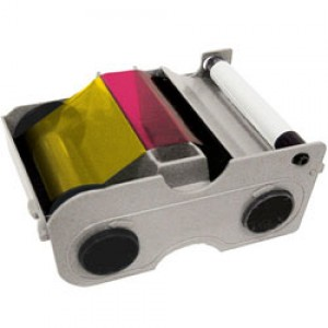 Fargo Ribbon Cartridge YMCKOK C30 -200 Prints