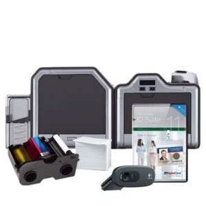Fargo HDP5000 Laminating ID Card System Single
