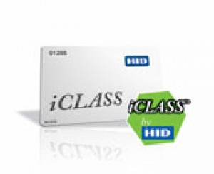 Standard HID i-Class Card without Proximity - 100