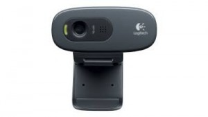 Logitech C270 Webcam ID Camera