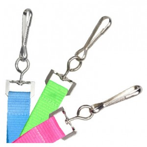"Neon Fashion Lanyards 5/8""  - Pack 100"