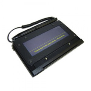 Standard SigLite Signature Capture Pad Serial