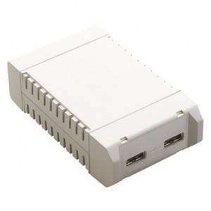 Zebra ZBR-PS3000 Ethernet-to-USB device server