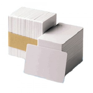 Zebra PVC/Poly Card Premier Plus 500 ct