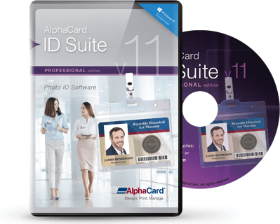AlphaCard ID Suite Professional
